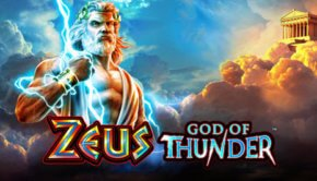 φρουτάκι Zeus God of Thunder