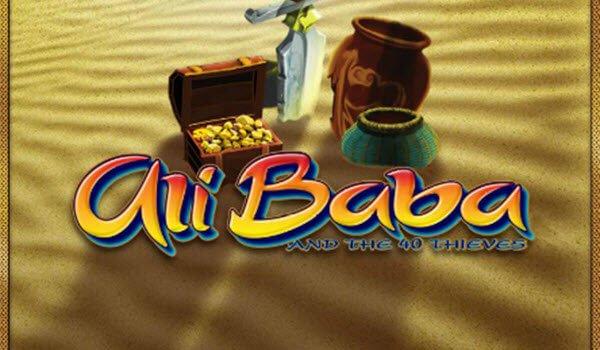 Φρουτάκι Ali Baba & The 40 Thieves