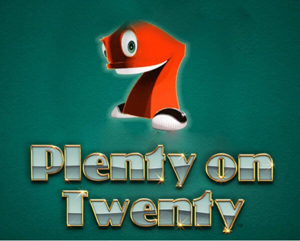 φρουτάκι Plenty on Twenty δημοφιλή φρουτάκια της Novomatic