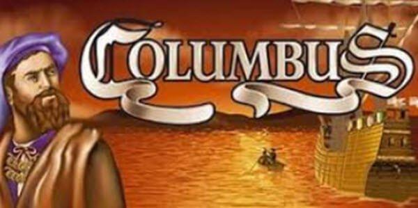 Φρουτάκι Columbus της Novomatic