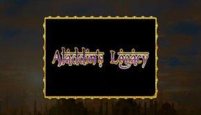 Φρουτάκι Aladdin's Legacy