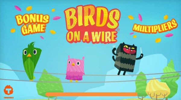Φρουτάκι Birds on a Wire