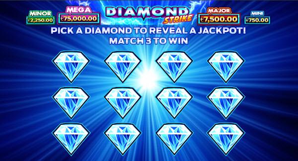 Φρουτάκι Diamond Strike