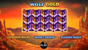 Φρουτάκι Wolf gold