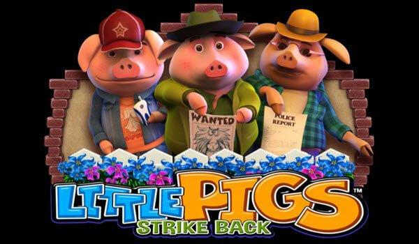 Φρουτάκι Little Pigs Strike Back