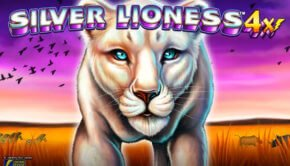 Φρουτάκι Φρουτάκι Silver Lioness 4x