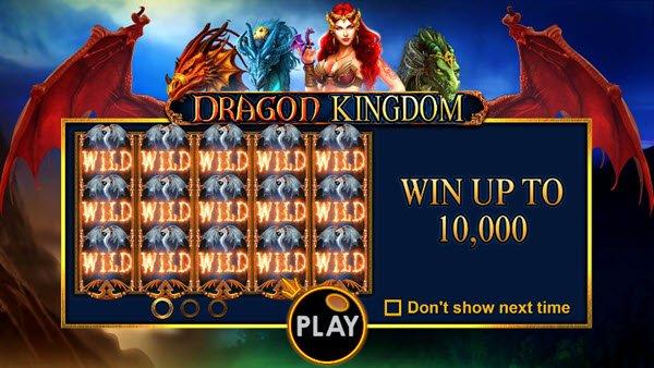 Φρουτάκι Dragon Kingdom