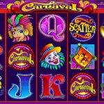 Φρουτάκι Carnaval της Microgaming