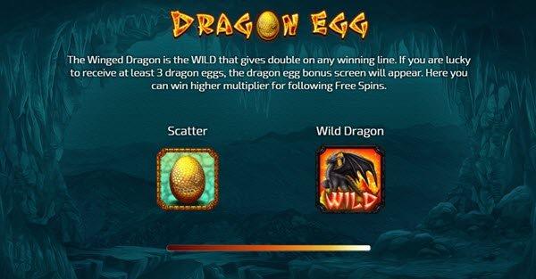 Φρουτάκι Dragon Egg