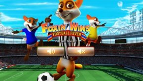 Φρουτάκι Foxin' Wins Football Fever