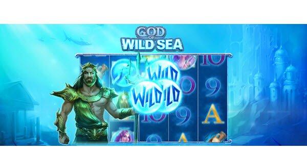 Φρουτάκι God of Wild Sea