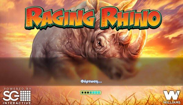 Φρουτάκι Raging Rhino