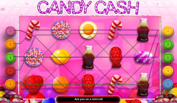 Φρουτάκι Candy Cash
