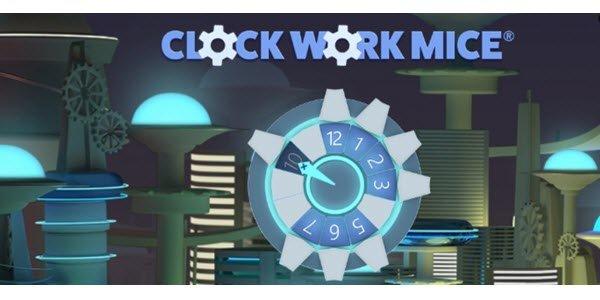 Φρουτάκι Clockwork Mice - νεα φρουτακια με κερδοφορες λειτουργιες