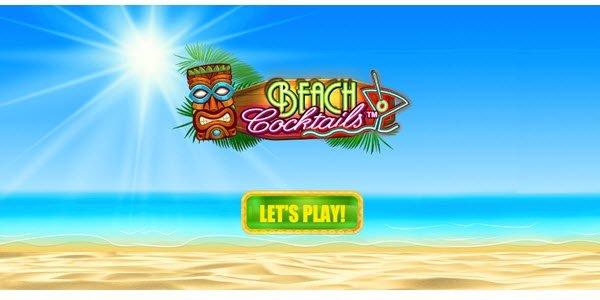 Φρουτάκι Beach Cocktail