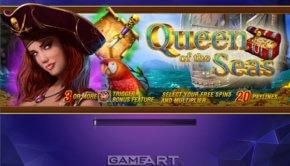 Φρουτάκι Queen of the Seas