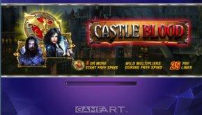 Φρουτάκι Castle Blood της gameart