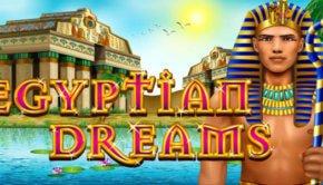 Φρουτάκι Egyptian Dreams-φρουτακια της Hawk Game Suite