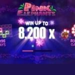 Φρουτάκι Pink Elephants της Thunderkick με 4.096 paylines