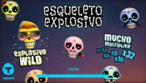 φρουτάκι Esqueleto Explosivo