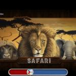 Φρουτάκι Safari της Endorphina