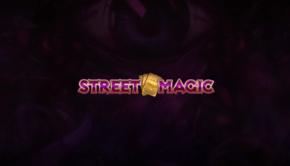 φρουτάκι Street Magic της Play'n Go