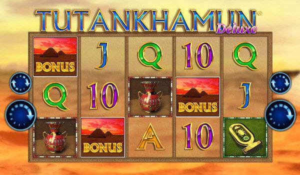 Φρουτάκι Tutankhamun Deluxe