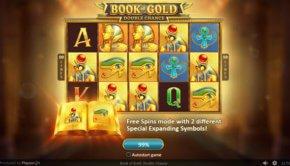 φρουτάκι Book of Gold