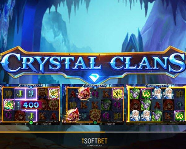 Φρουτάκι crystal clans και λειτουργιες