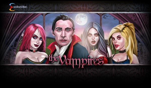 Φρουτάκι The Vampires της Endorphina