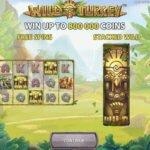 Φρουτάκι Wild Turkey της NetEnt