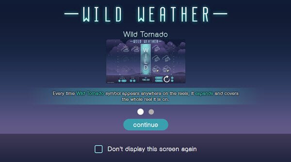 Φρουτάκι Wild Weather