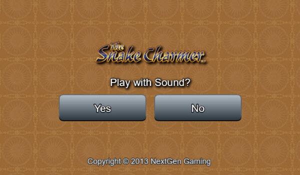 Φρουτάκι Snake Charmer της NextGen