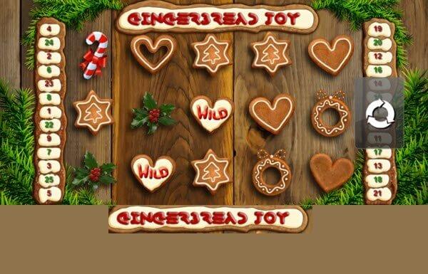 Φρουτάκι Gingerbread Joy της 1 x 2 Gaming