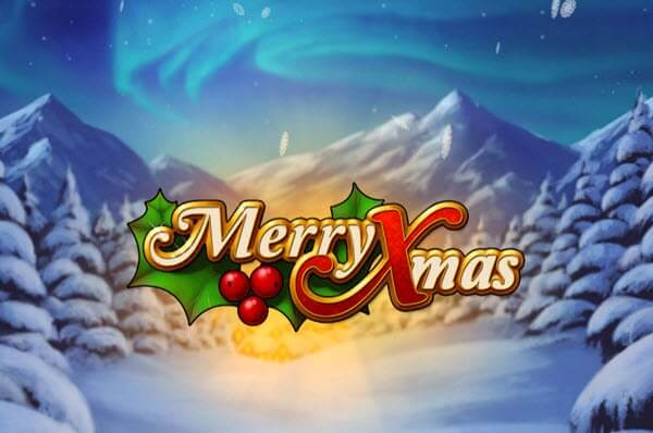 Φρουτάκι Merry Xmas της Play'n GO