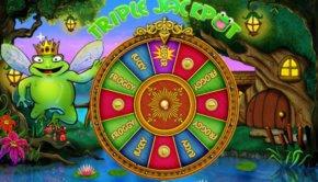 Φρουτάκι Super Lucky Frog της Netent παιχνίδι μπόνους