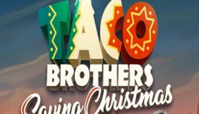 Taco Brother saving Christmas της Elk Studios
