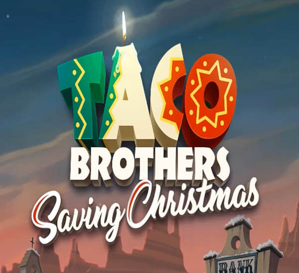 Taco Brother saving Christmas της Elk Studios