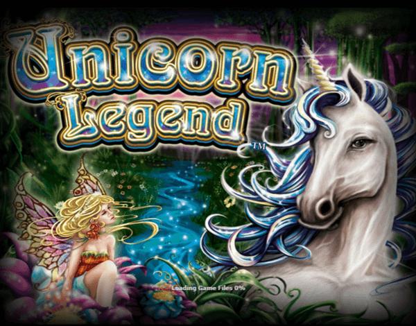 Φρουτάκι Unicorn legend της Microgaming