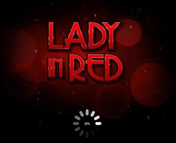 Φρουτάκι Lady in Red της Microgaming