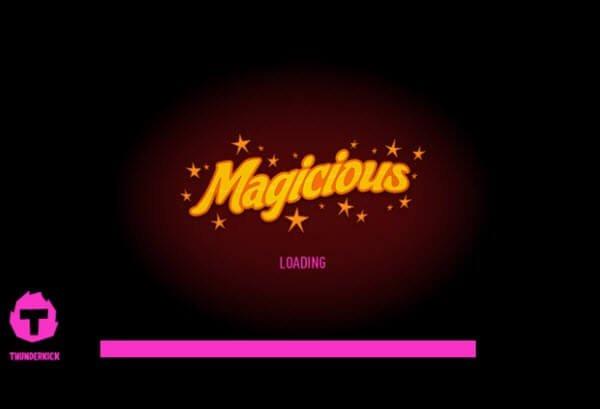 Φρουτάκι Magicious της Thunderkick software