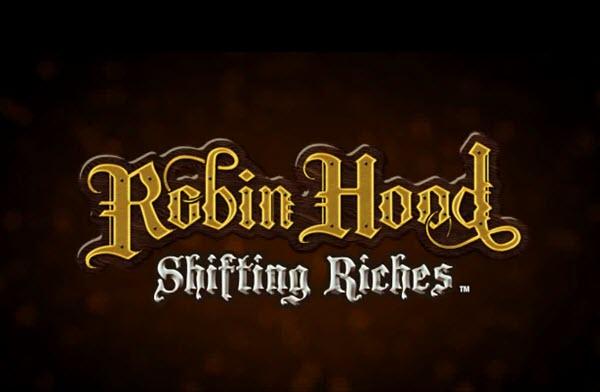 Φρουτάκι Robin hood shifting riches της NetEnt