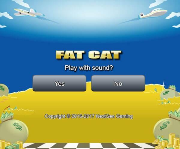 Φρουτάκι Fat Cat της NextGen