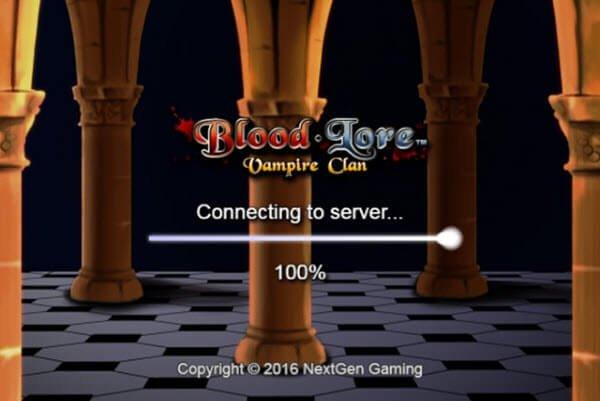 Δωρεάν Φρουτάκι Blood lore vampire clan