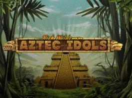 Φρουτάκι Aztec idols της Play'n Go