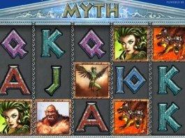 Φρουτάκι Myth της Play'n GO