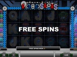 Φρουτάκι Roboslots- Φρουτάκια 1×2 Gaming