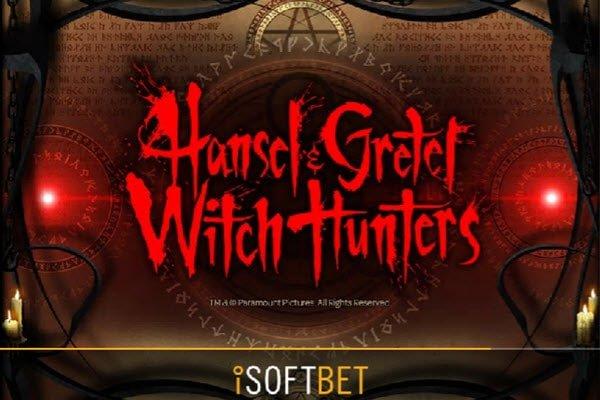 Φρουτάκι Hansel And Gretel Witch Hunters της iSofBet