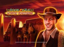 Φρουτάκια με θέμα την Αρχαία Αίγυπτο- Φρουτάκι Book of Ra Mystic Fortunes