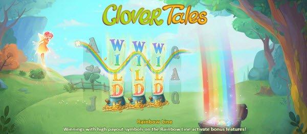 φρουτάκι Clover Tales-φρουτακια playson